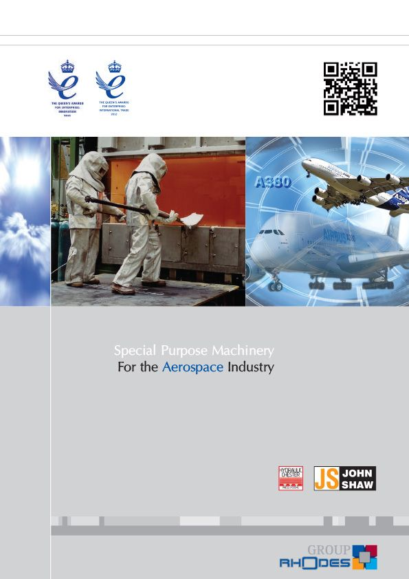 Brochure - Aerospace and Special Purpose