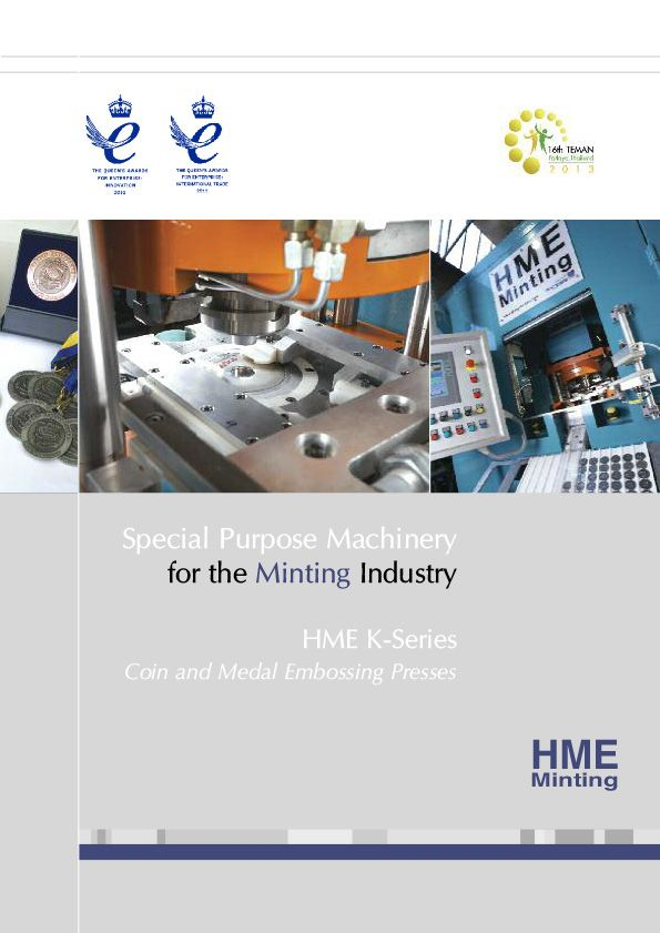 Brochure - Product - HME K Series