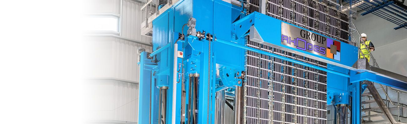SPF/DB Superplastic Forming and Diffusion Bonding Presses