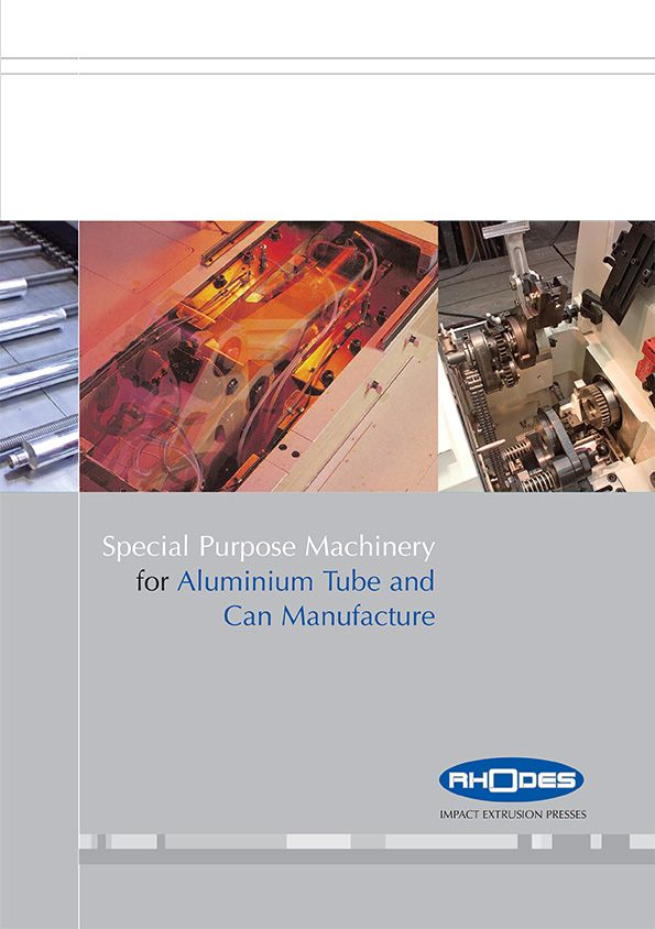 Brochure - Aluminium Tube and Can Manufacture