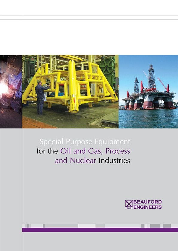 Special Purpose for Oil and Gas, Process and Nuclear