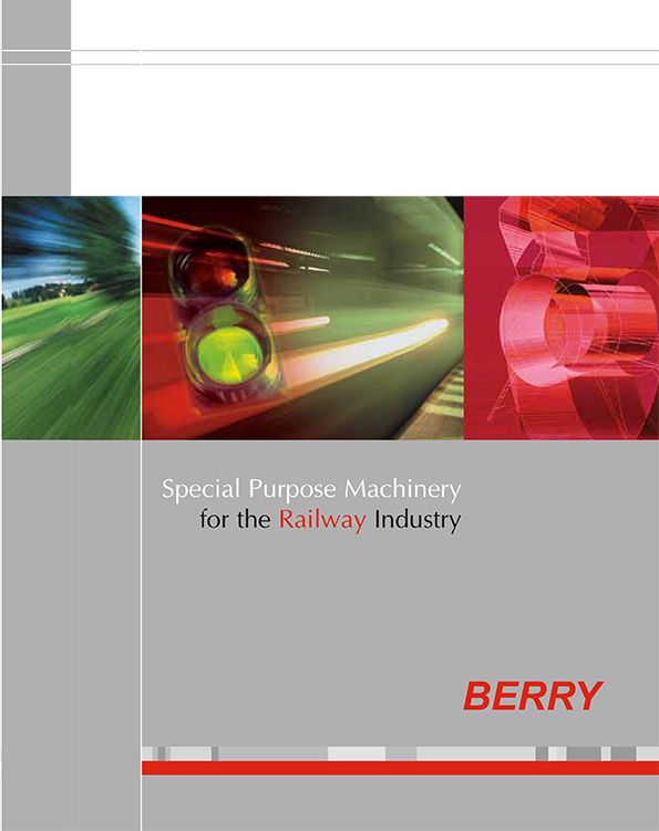 Special Purpose - Railway Industry