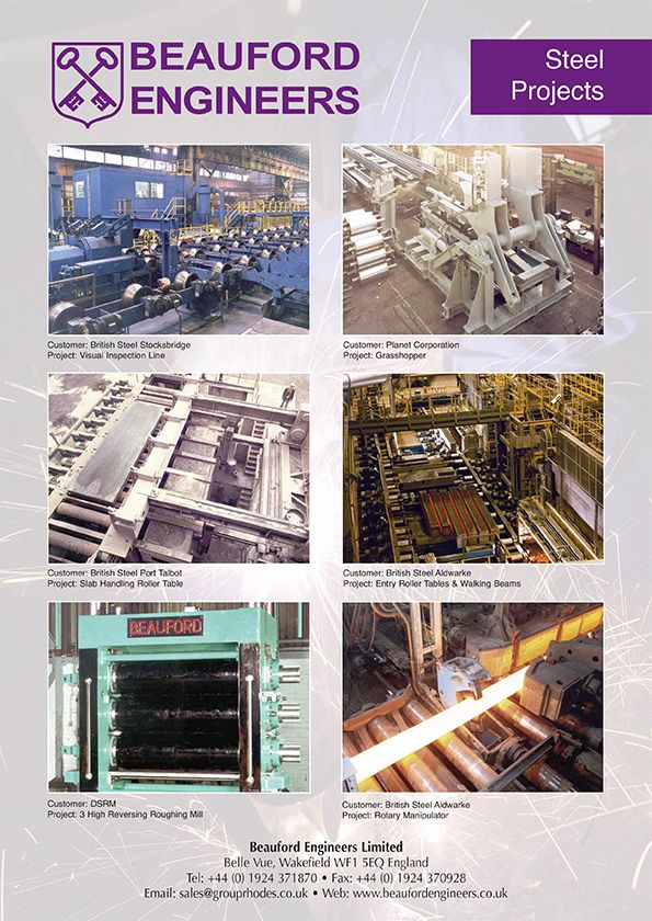 Beauford Engineering - Steel Projects