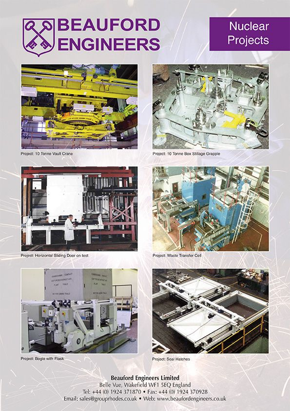 Beauford Engineering - Nuclear Projects