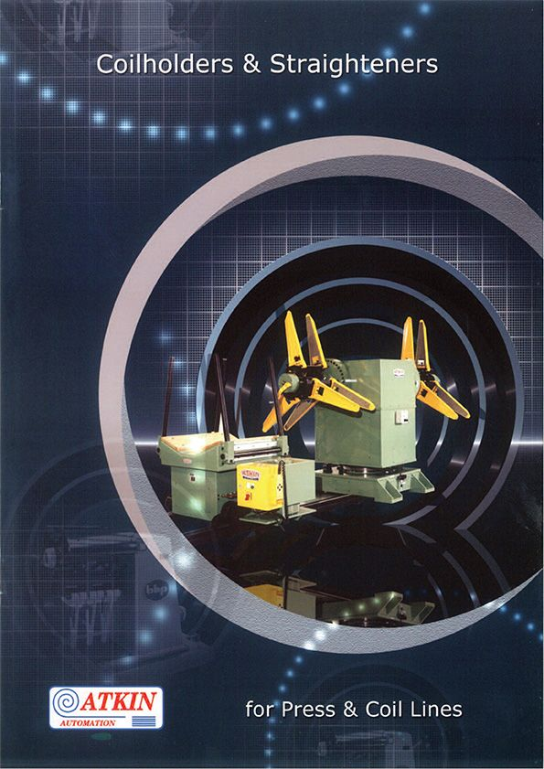 Brochure - Coil Holders & Straightners