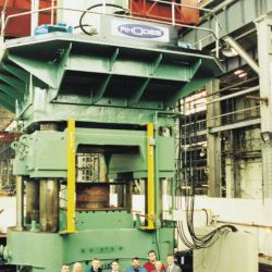 Hydraulic Press - Titan 4500