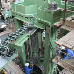Hot Forging Line - Drawing Press 1