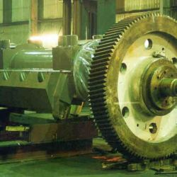 Shear Crankshaft