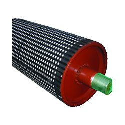 Conveyor Pulleys, Rollers and Drums