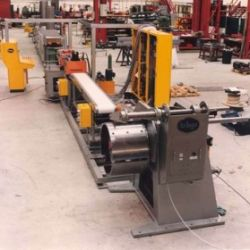 Coil Holders and Straighteners