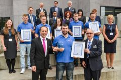Group Rhodes host Apprenticeship Awards at The Hepworth Wakefield