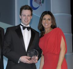 Adam Kelsey Wins Young Engineer of the Year 2012