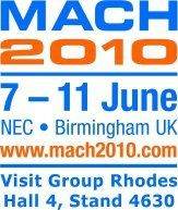 Group Rhodes to exhibit new DS2 Mechanical Press at MACH 2010, Hall 4, Stand 4630
