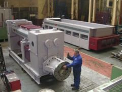 Increased Sales of Refurbished Clayworking Machinery