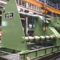 Railway Wheel Presses