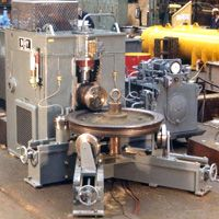 Axle / Wheel Assembly Machinery