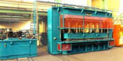 Hot Platen Composite Moulding Presses