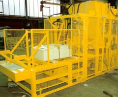 Block Paving Presses